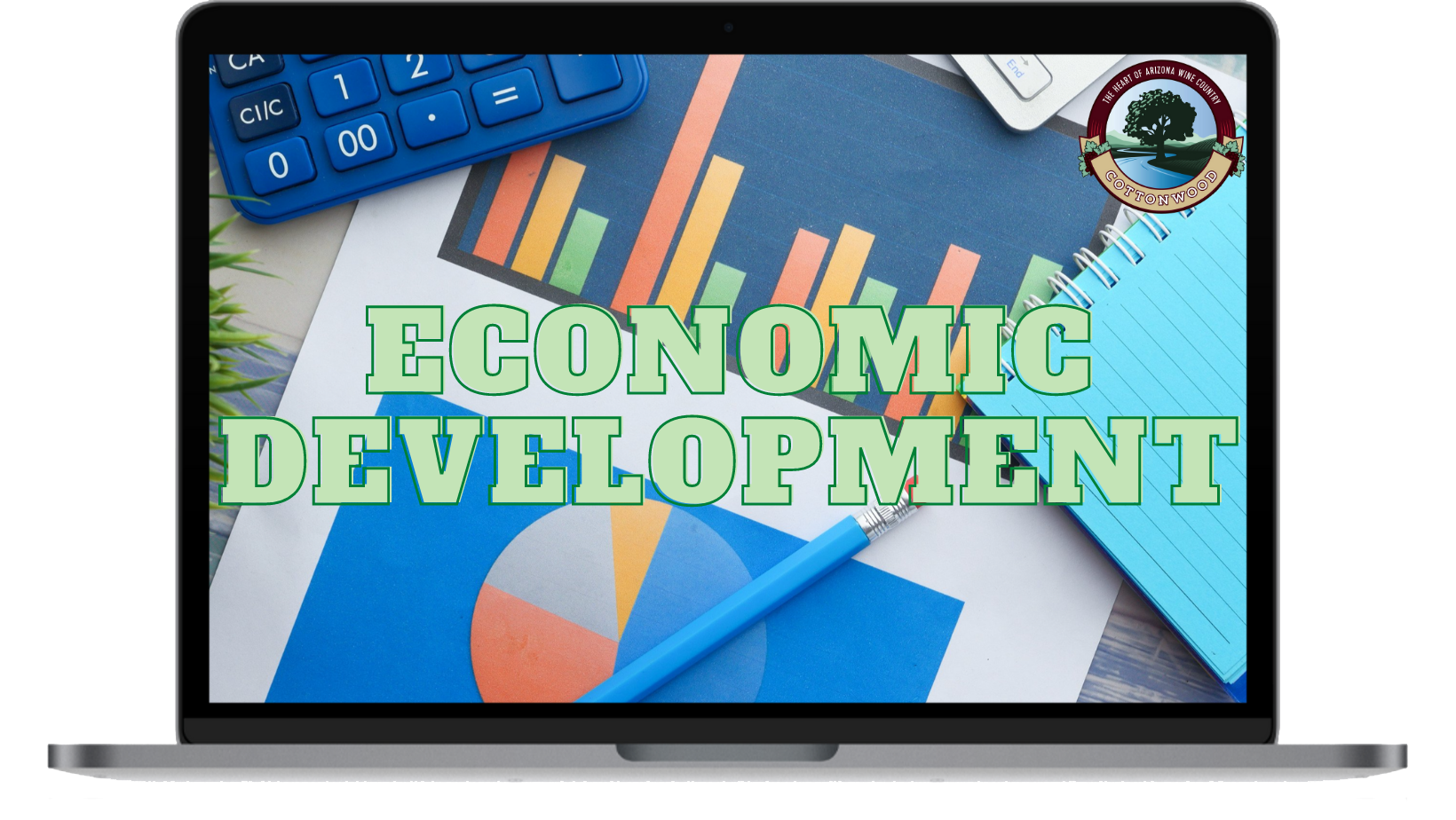 Economic development graphic