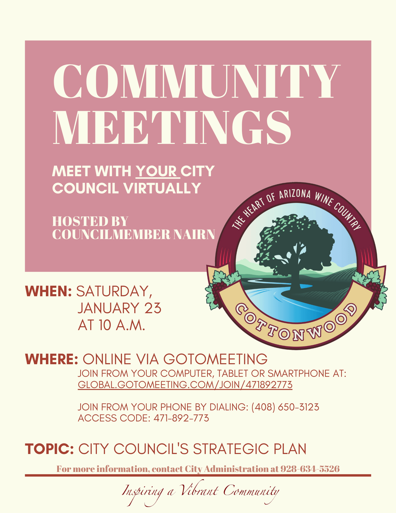 Community Meetings Flyer (1)