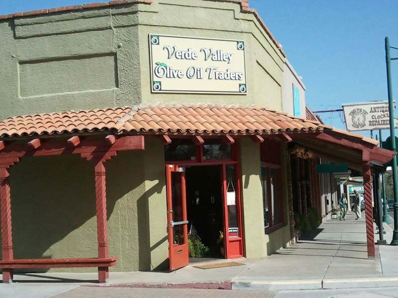 Verde Valley Olive Oil Traders store