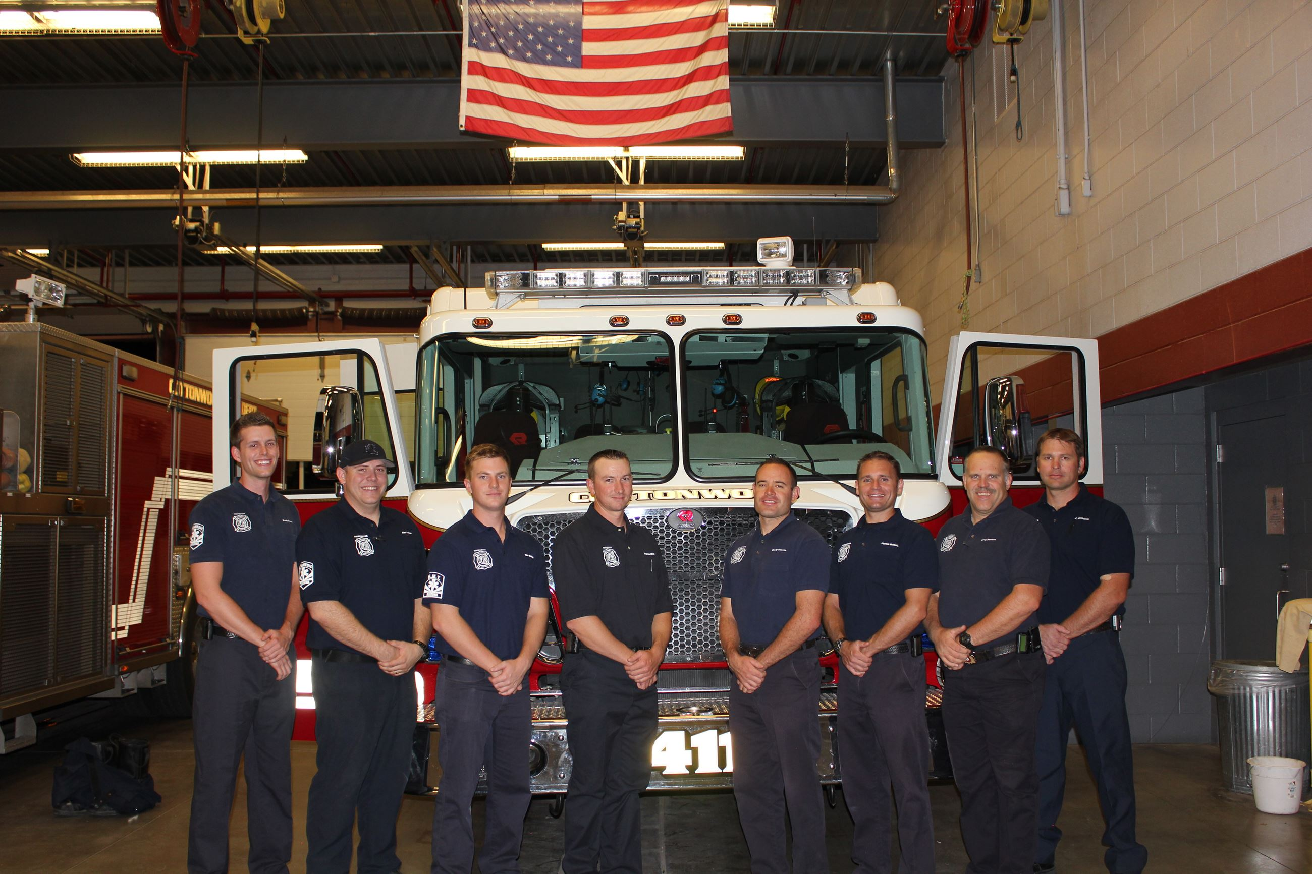 Fire Department C Shift Firefighters