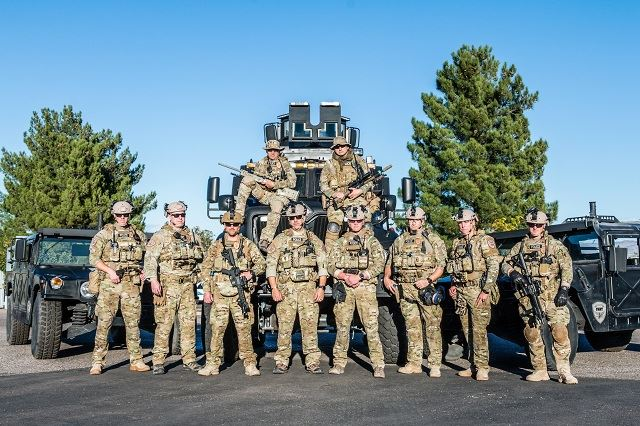 SWAT Team | Cottonwood, AZ