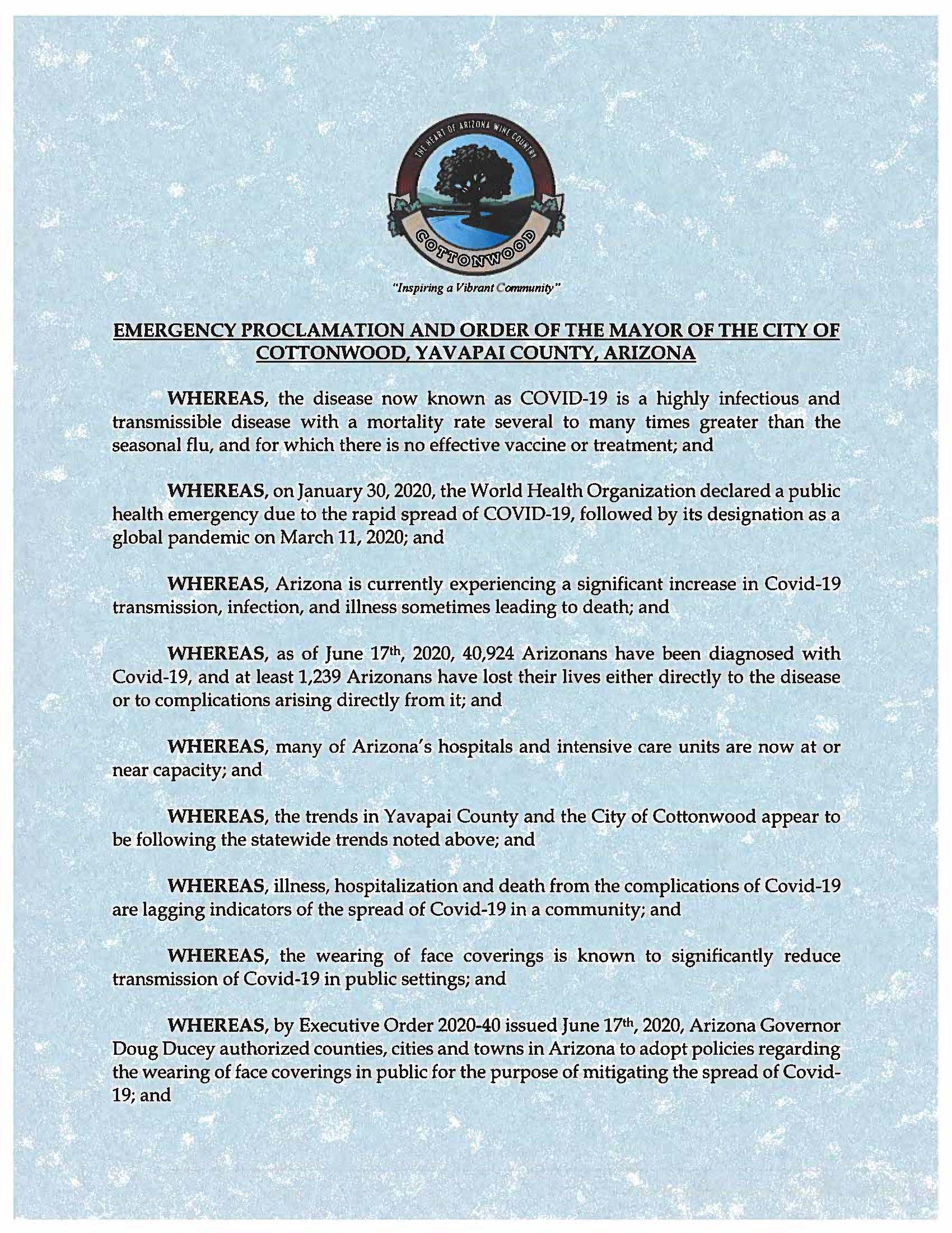 Emergency Proclamation for Face Mask_Page_1